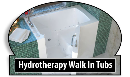 Hydrotherapy Walk In Tubs